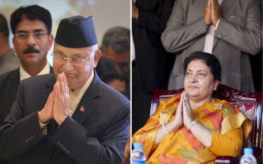राष्ट्रपति र प्रधानमन्त्रीको राजीनामा माग